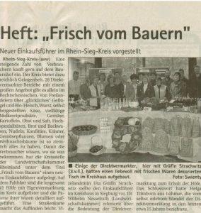 Presse - Frisch vom Bauern_1